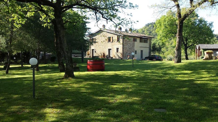 Poggio del Drago: ubicato a due passi dai pittoreschi borghi del Chianti Classico