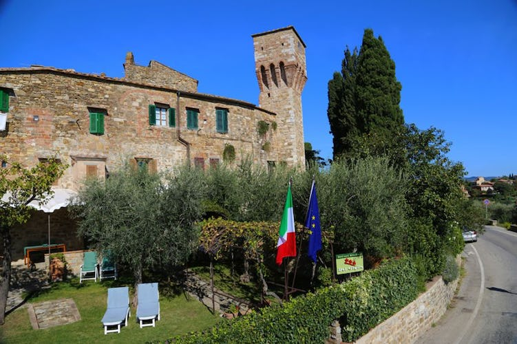 B&B del Giglio: Another view of the estate