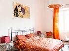La Nuvola Sospesa has one large and comfortable double bedroom