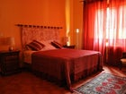 Spacious double bedrooms with scenic views