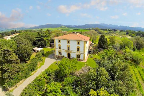 Agriturismo Villa Il Palazzino