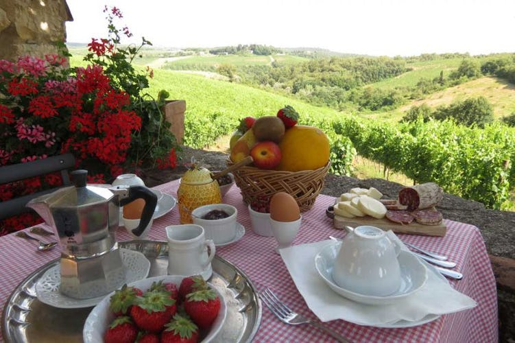 Prodotti freschi e fatti in casa delizieranno la vostra colazione
