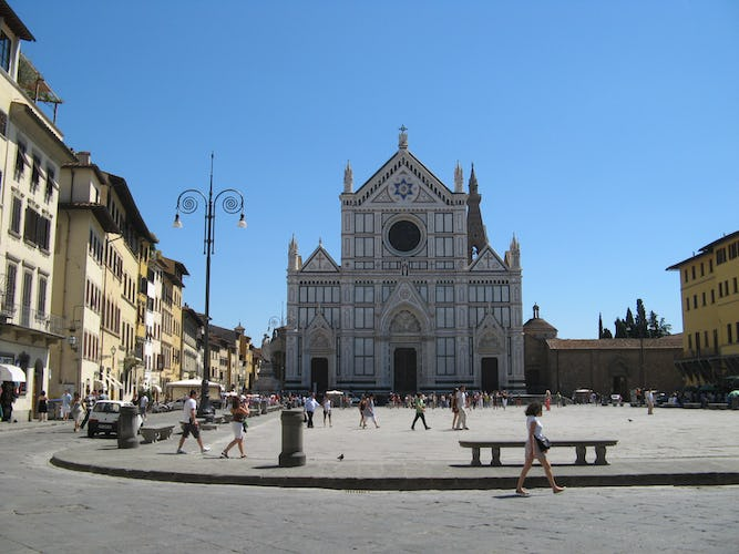 Borgo de Greci Vacation Apartments in Florence: close to Santa Croce, Duomo & Palazzo Vecchio