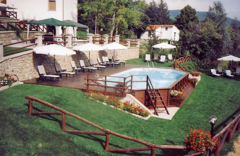 Apartments near Pistoia and Montecatini Terme