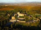 Borgo Scopeto visto dall'alto in tutto il suo splendore