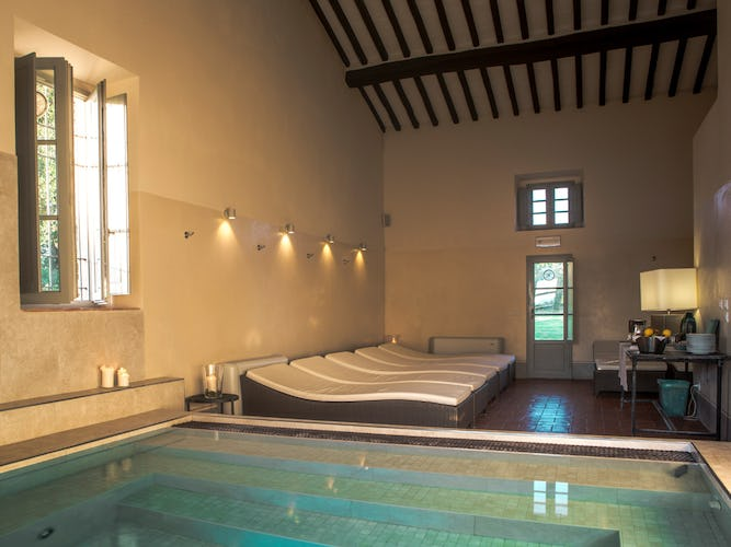 The wellness center and spa offer the chance to fully relax on your vacation