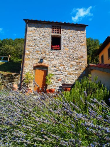 Borgo Tramonte Farmhouse external view