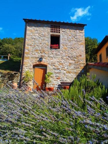 Borgo Tramonte Farmhouse external view