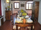 Agriturismo Borgo Tramonte sala da pranzo