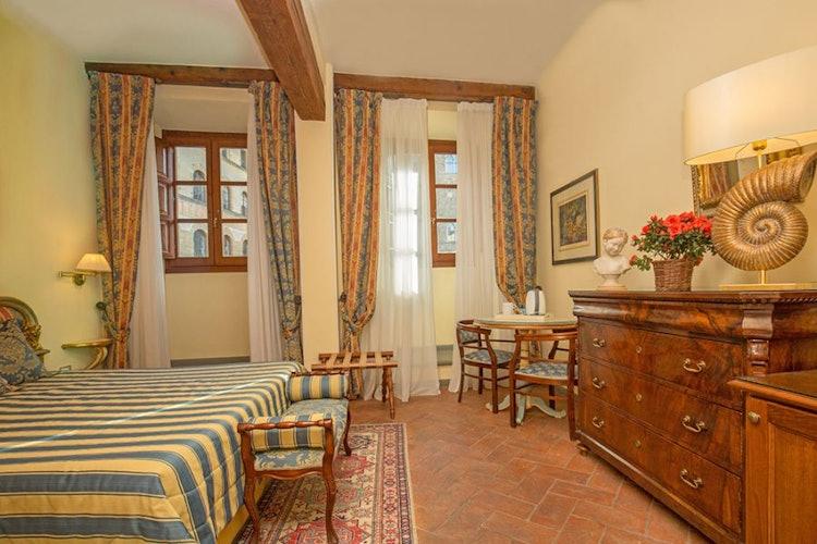 La romantica camera Eleonora