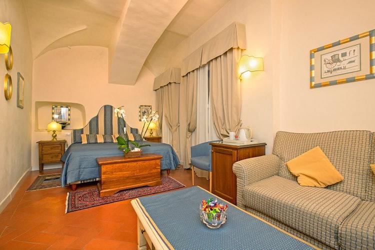 L'accogliente camera Cosimo