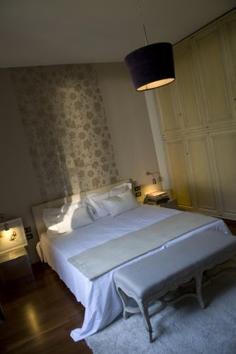 CasaDiMina B&B room with soft colours