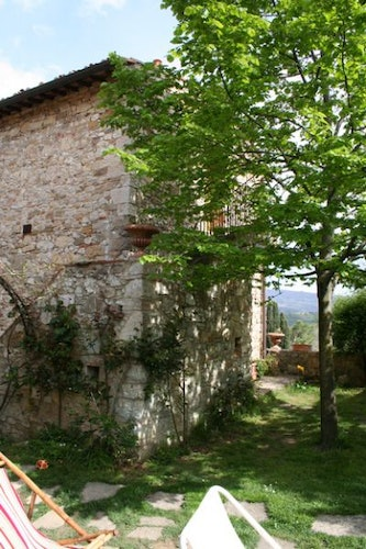 Vacation where the strucutres harmonize with nature at Cas Mezzuola