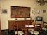 Tuscan decor of the interiors
