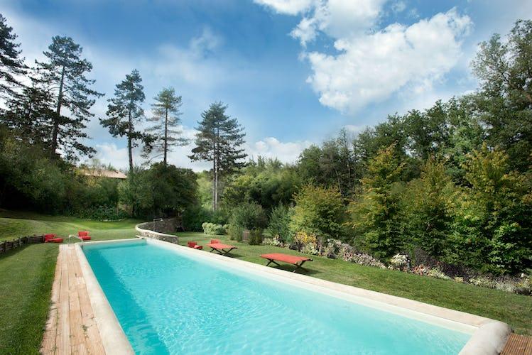 Pool Casa Palmira Florence