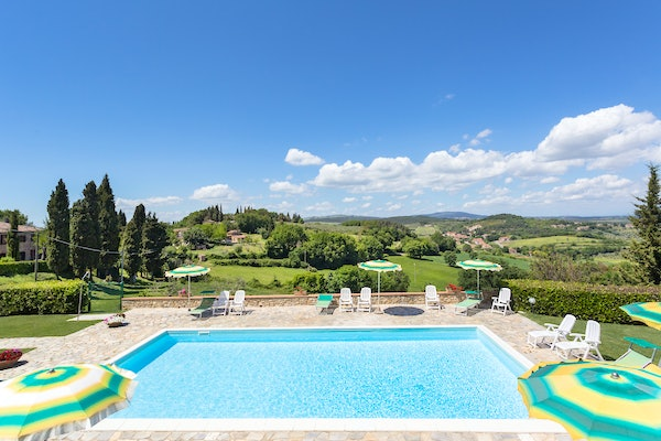 Casa Podere Monti - Spectacular views