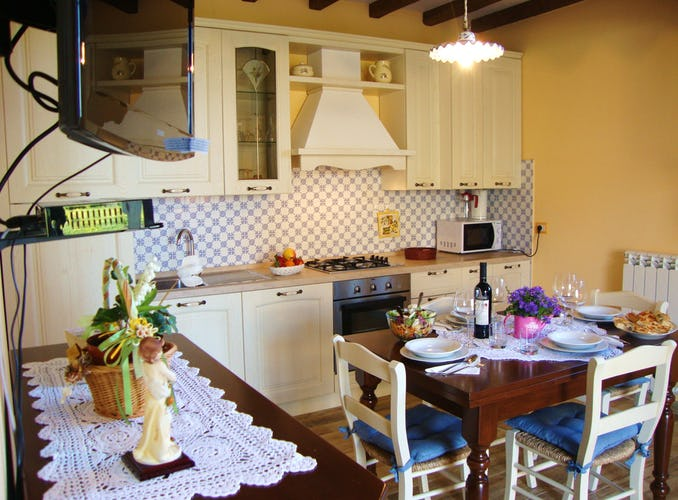 Casa Podere Monti - Self catering apartments