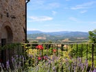 Casa Podere Monti - Great Views towards San Gimignano