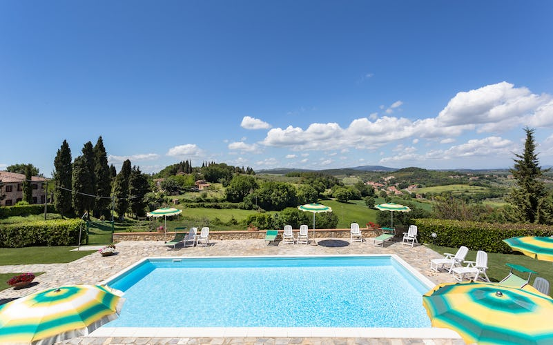 Casa Podere Monti - Refreshing cystal clear pool
