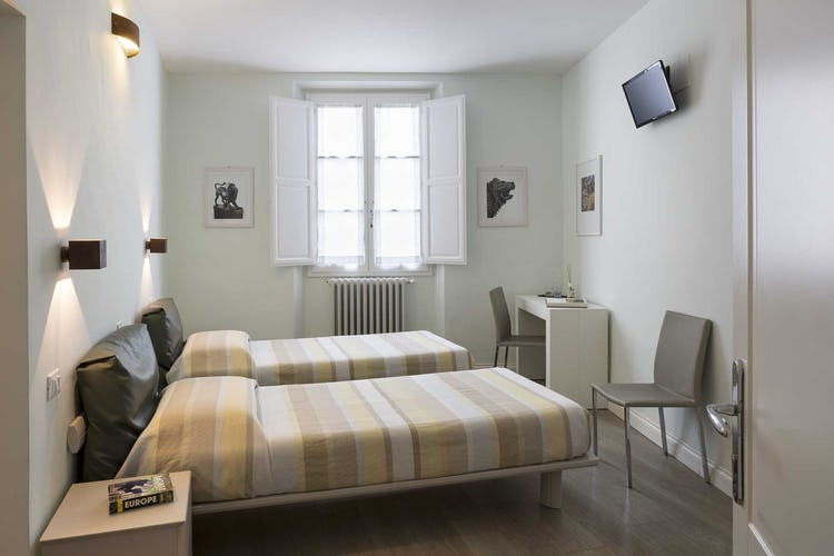 Casa Rovai B&B and Guest House - Le stanze sono molto luminose e spaziose