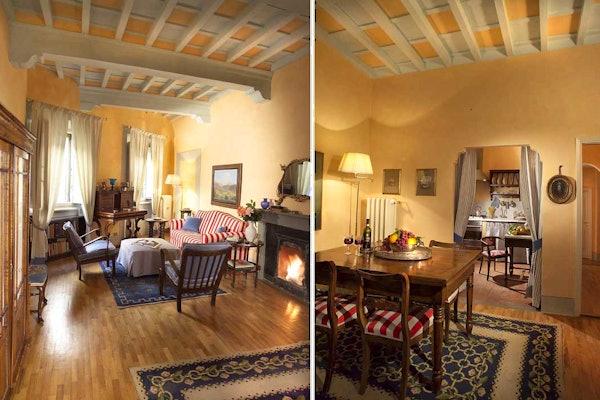 Casa Tornabuoni - Soggiorno