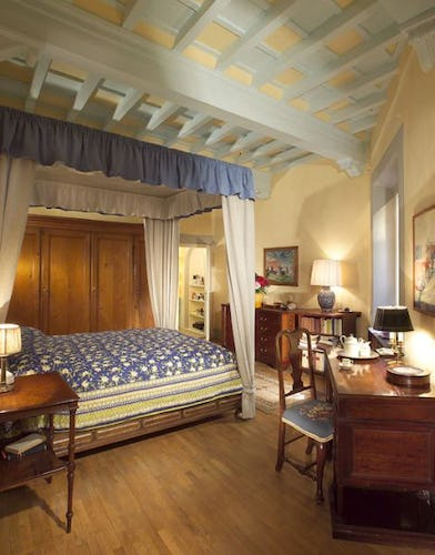 Double room Casa Tornabuoni Florence