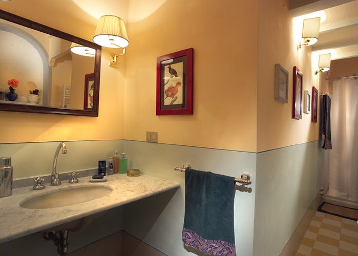 Casa Tornabuoni bagno Firenze