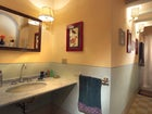 Casa Tornabuoni bathroom Florence