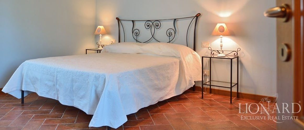 Casale Cardini - Double Bedrooms