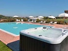 Casale Cardini - Pool with Jacuzzi