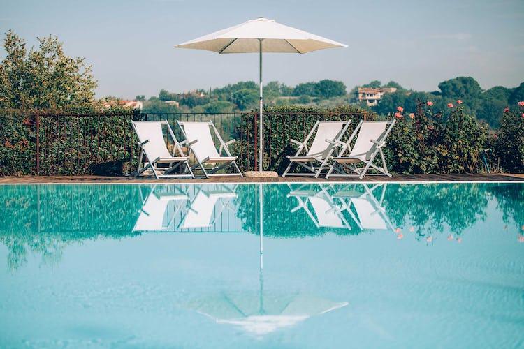 Casale Cardini - Accanto la piscina nella Toscana