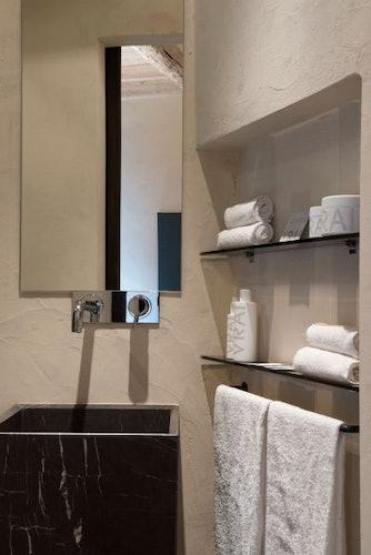 Each bedroom has its own en suite bathroom