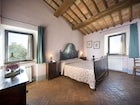 Simple country motiff for a the apartments at Podere Ripostena
