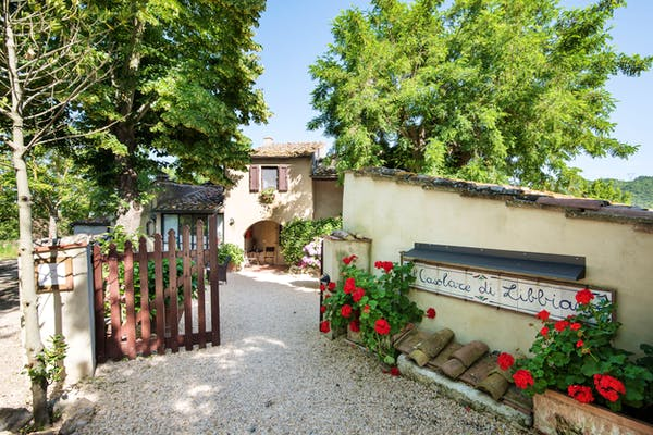 Casolare di Libbiano - More details