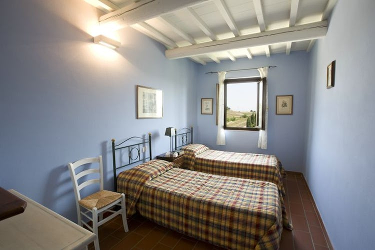 Castellare di Tonda Montaione Bedroom