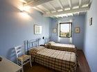 Castellare di Tonda Montaione Bedroom