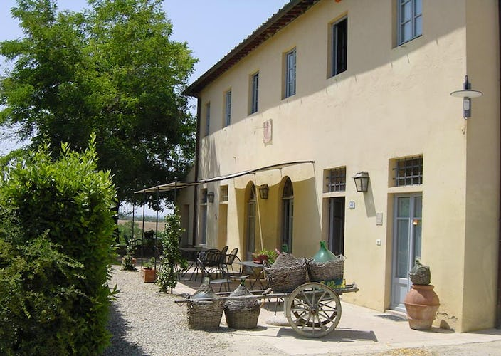 Farmhouse Apartments in Chianti