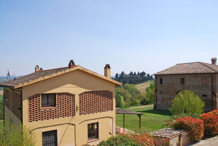 Chianti Farmhouse Apartments Cabbiavoli
