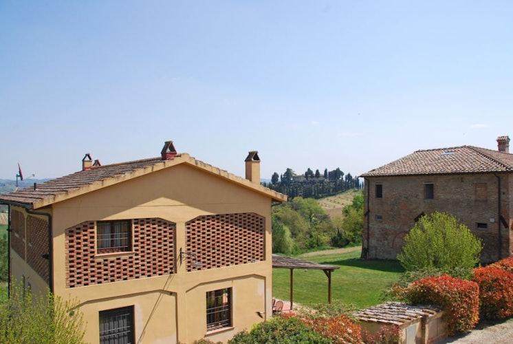 Appartamenti in Agriturismo in Chianti Cabbiavoli