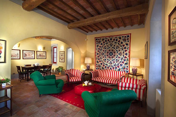 Vacation Apartments rentals near Greve:  Chianti Suites