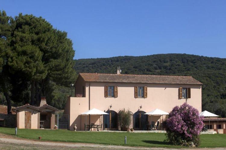 Caprarecce Villa