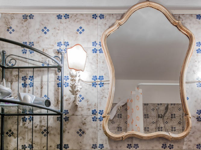 Vintage style and decor at the Cocoplaces apartments on Via della Vigna Nuova