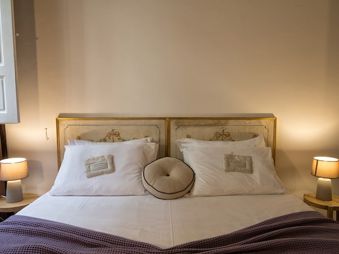 Comfort and style at Cocoplaces apartments in Florence with comfortable beds