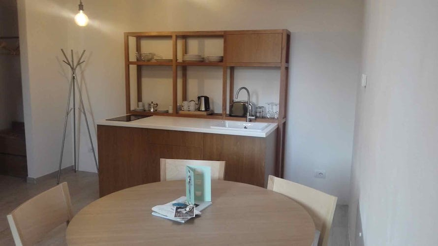 Cocoplaces Apartments - Kitchenette