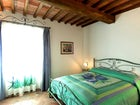 Le camere sono spaziose e ricche di luce naturale
