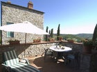 Located in near Gaiole in Chianti and Siena