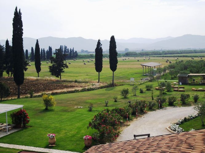 Maremma Landscape at Country Resort Guadalupe