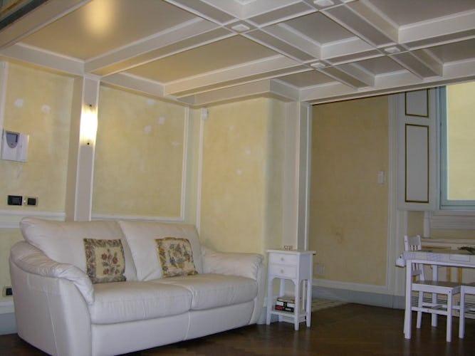 David Apartment - Dettagli in autentico stile Liberty in tutto l'appartamento