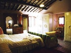 Una delle confortevoli camere
