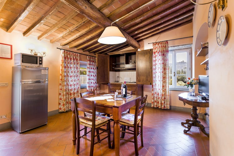 Fattoria di Maiano: fully equipped kitchens for making meals